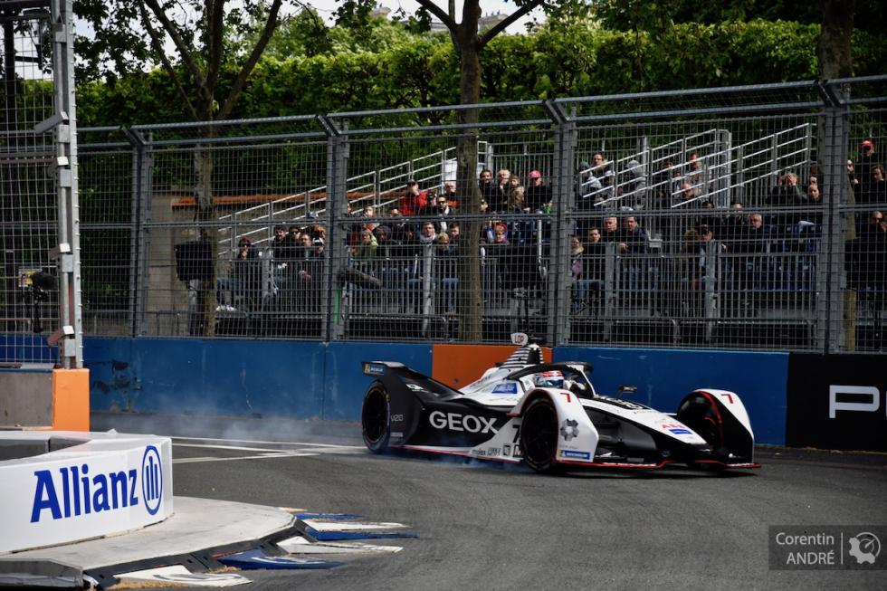 Alcor, official grandstand supplier for Paris E-prix