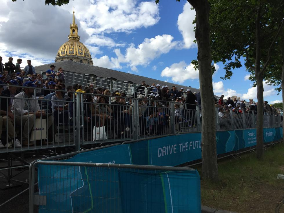 7 000 places de tribunes pour le Formula E Paris