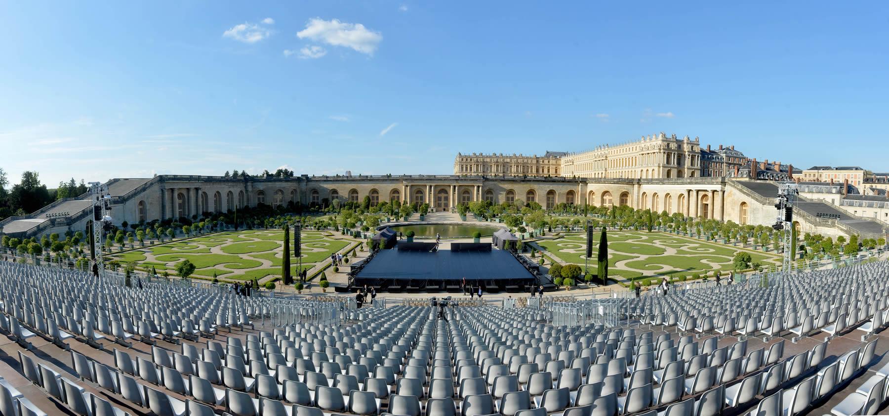 Alcor vente location tribunes gradins d montables mobiles - Les jardins de l orangerie ...