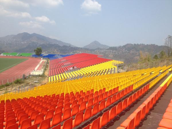 Alcor builds a 15,000-seat grandstand in India